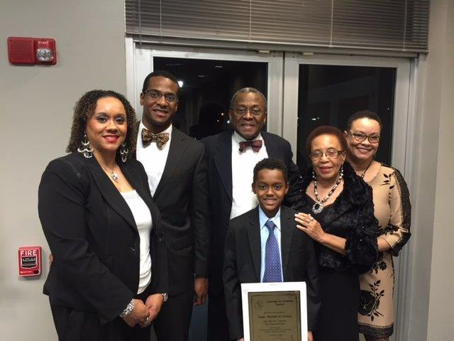 Marlon Green and Family