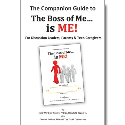 The Companion Guide to The Boss of Me is ME!