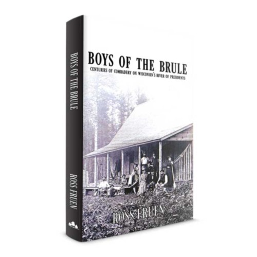 Boys of the Brule book cover