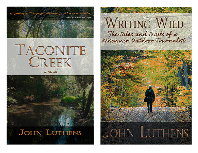 Taconite Creek and Writing Wild for $25